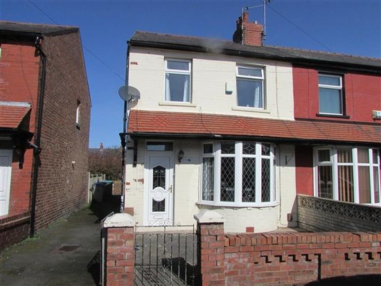 Thumbnail Property to rent in Harcourt Road, Blackpool