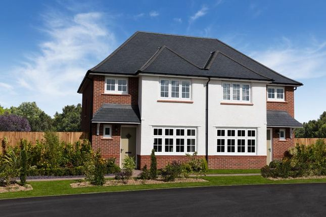 Thumbnail Semi-detached house for sale in Clowes Crescent, Greater Manchester