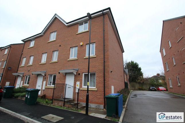 4 bed end terrace house for sale in Signals Drive, Stoke Village, Coventry CV3
