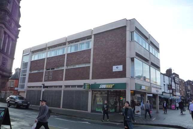 Thumbnail Office to let in Bath Street, Chester