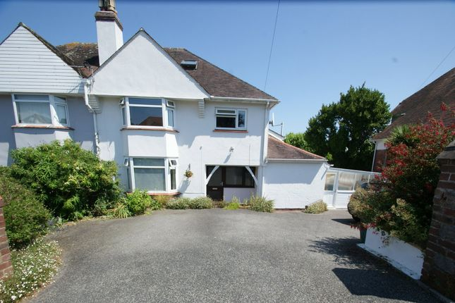 Thumbnail Semi-detached house for sale in Osney Crescent, Paignton