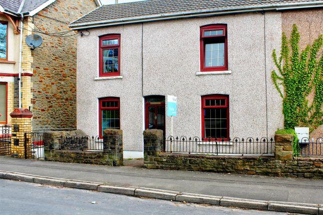 Thumbnail Semi-detached house for sale in High Street, Newbridge, Newport
