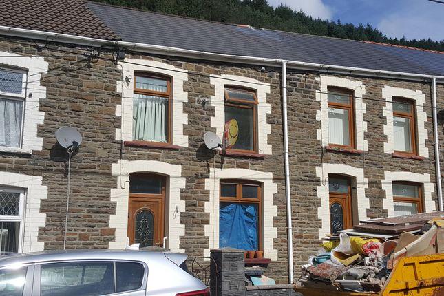 Thumbnail Property to rent in Margaret Terrace, Blaengwynfi, Port Talbot