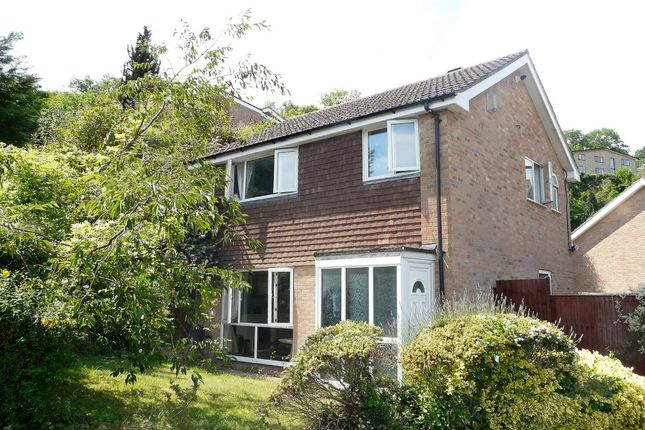 Thumbnail Detached house for sale in Prescot Close, Weston-Super-Mare