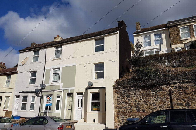 Thumbnail End terrace house to rent in Heathfield Avenue, Dover