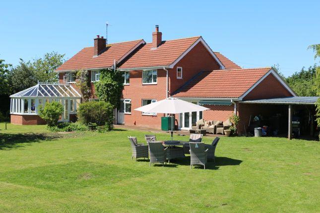 Thumbnail Detached house for sale in Fen Lane, Toynton All Saints, Spilsby