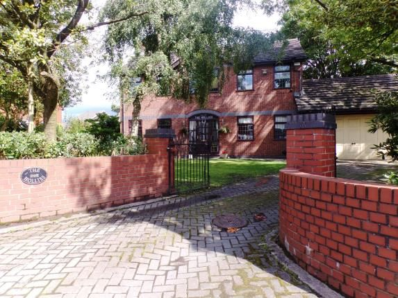 Thumbnail Detached house for sale in Leigh Road, Westhoughton, Bolton, Greater Manchester