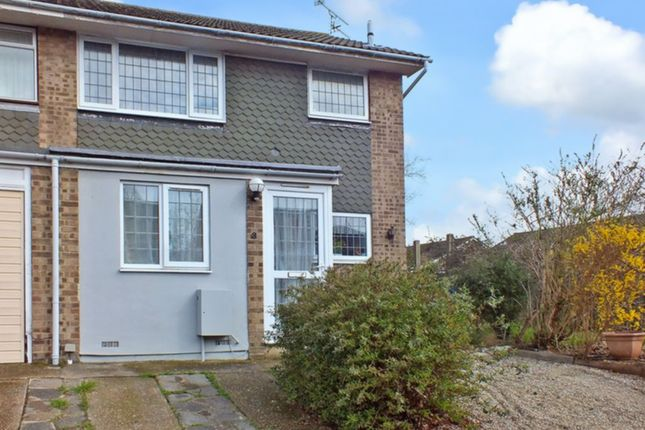 Thumbnail Semi-detached house for sale in Coniston Road, Folkestone
