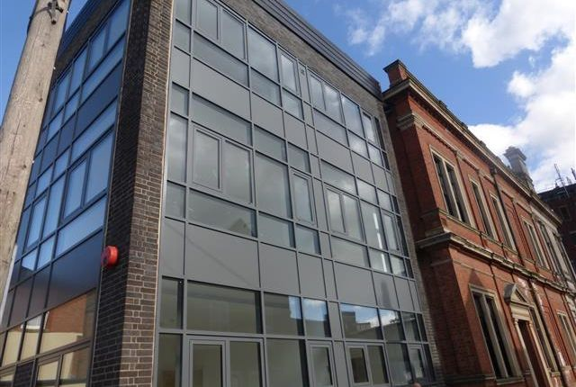 Thumbnail 2 bed flat to rent in Bramble Street, Derby