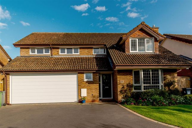 Thumbnail Detached house for sale in Browns Lane, Knowle, Solihull