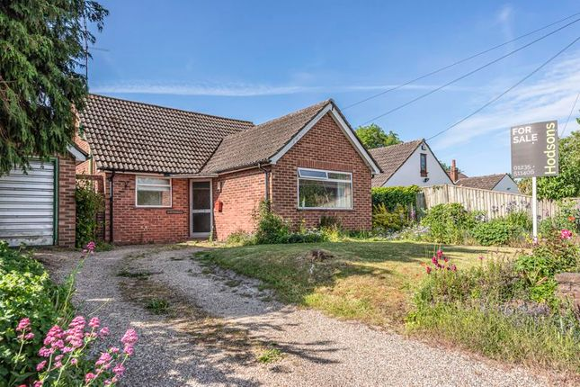 Bungalow for sale in Main Street, West Hagbourne, Didcot