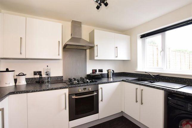 Kitchen of Baryntyne Crescent, Hoo, Rochester, Kent ME3