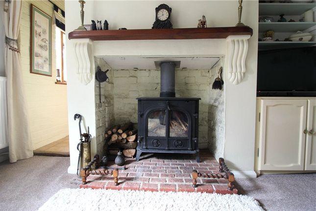 Fireplace of Mud Lane, Eversley, Hook, Hampshire RG27