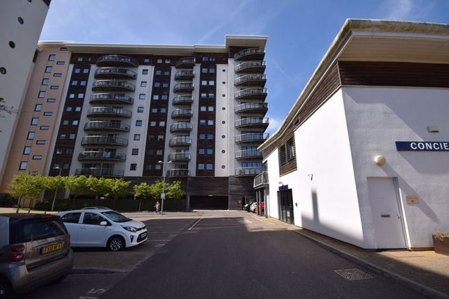 Thumbnail Flat to rent in 239 Picton House, Watkiss Way, Cardiff
