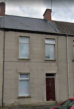 Thumbnail Terraced house for sale in 63 William Street, Newtownards