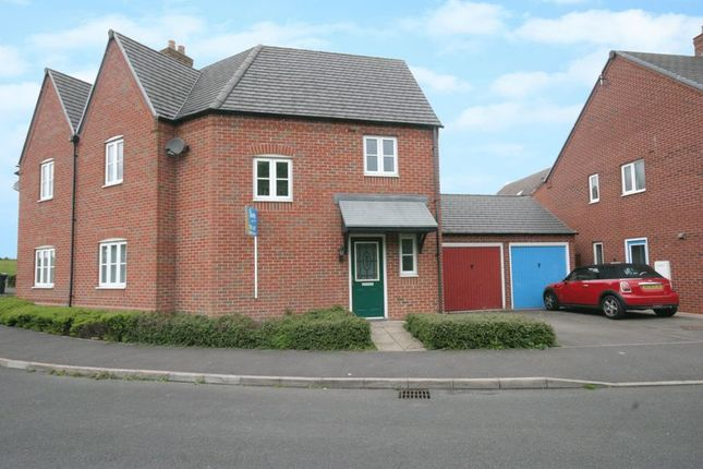 Thumbnail Semi-detached house to rent in Arliston Drive, Swadlincote