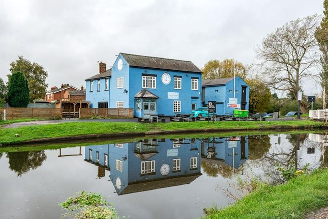 Pub/bar for sale in The Slipway, 48 Crabtree Lane, Burscough, Lancashire