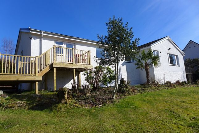 Thumbnail Detached bungalow for sale in 27 Kilmory Road, Lochgilphead