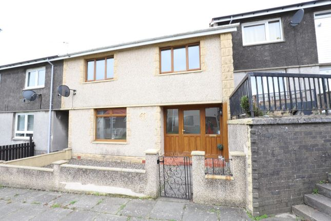 3 bed terraced house for sale in Dalbeath Gardens, Hill Of Beath, Cowdenbeath KY4