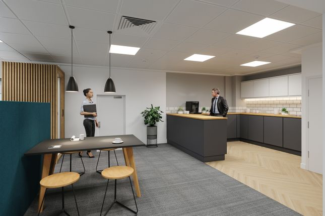 Thumbnail Office to let in Marlow House, 1A Lloyd's Avenue, London