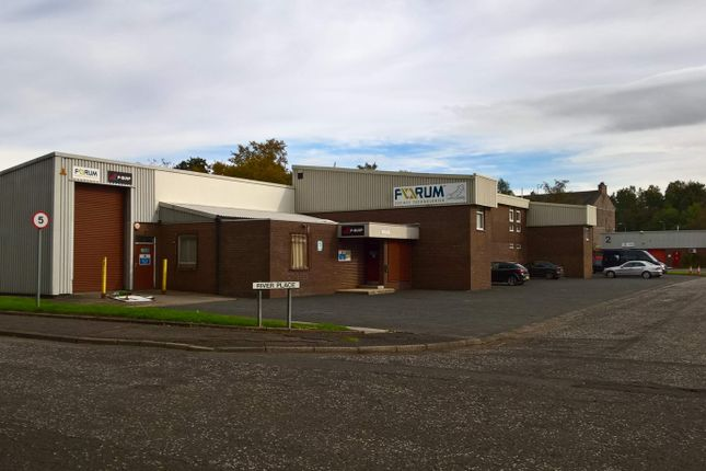 Thumbnail Light industrial to let in Block 3 Units 1-4 River Place, Kilbirnie