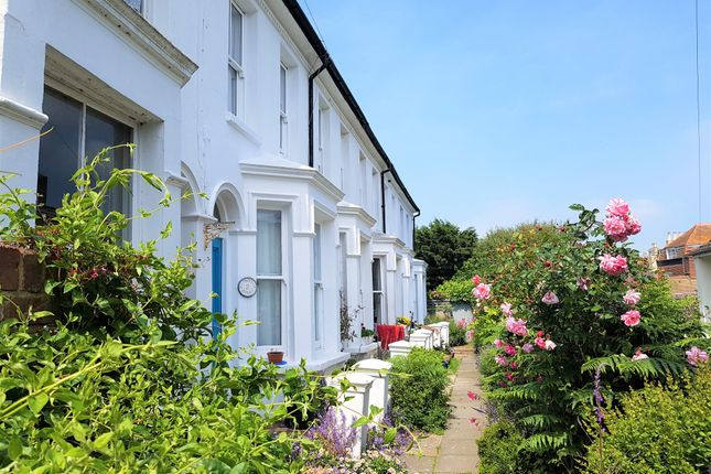 Thumbnail Terraced house to rent in Croft Terrace, Hastings Old Town