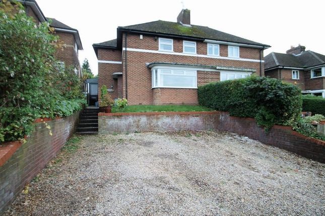 Thumbnail Semi-detached house to rent in Dunstable Road, Totternhoe, Bedfordshire