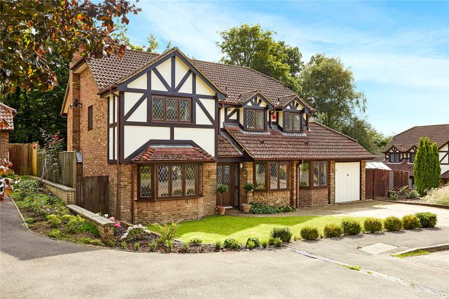 Thumbnail Detached house for sale in The Platt, Lindfield, West Sussex