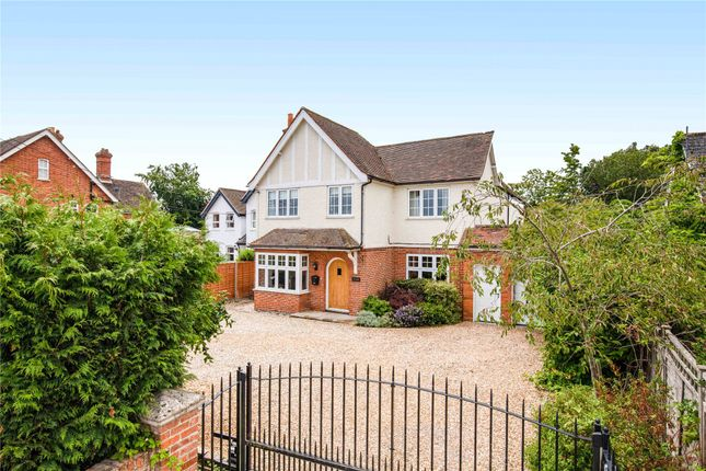 Thumbnail Detached house for sale in Basingstoke Road, Spencers Wood, Reading, Berkshire