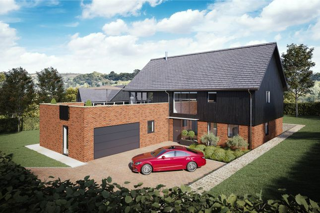 Thumbnail Detached house for sale in Lancaster House, Harp Hill, Charlton Kings