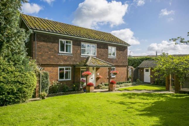 Thumbnail Detached house for sale in Tulip Tree Close, Tonbridge
