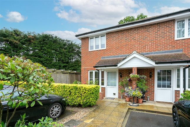 Thumbnail Semi-detached house for sale in Hollingsworth Mews, Watford, Hertfordshire