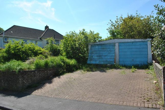 Thumbnail Land for sale in Rotherfield Crescent, Brighton, East Sussex