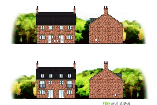 Thumbnail Semi-detached house for sale in Plot 1 Moor Road, Dawley, Telford