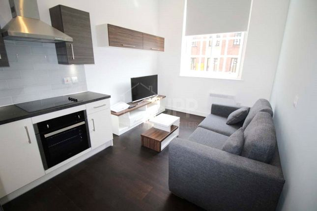 Thumbnail Flat to rent in Park Square South, Leeds, West Yorkshire