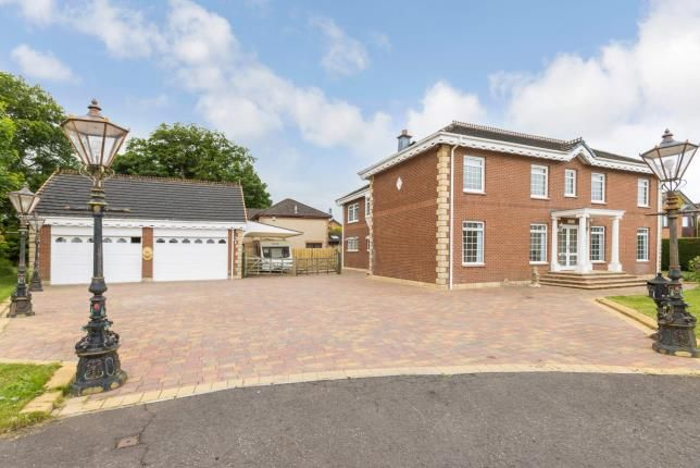 Thumbnail Detached house for sale in Turnbull Way, Strathaven, South Lanarkshire, .