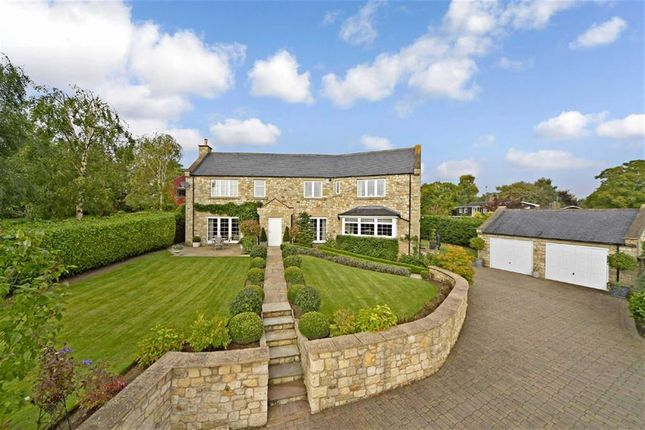 Thumbnail Detached house for sale in Sicklinghall Road, Sicklinghall, West Yorkshire