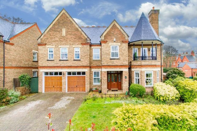 Thumbnail Detached house for sale in Clarence Gate, Repton Park, Woodford Green