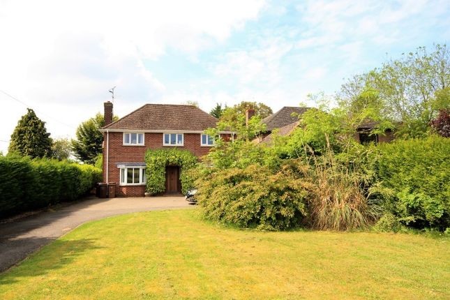 Thumbnail Detached house to rent in Lamborough Hill, Wootton