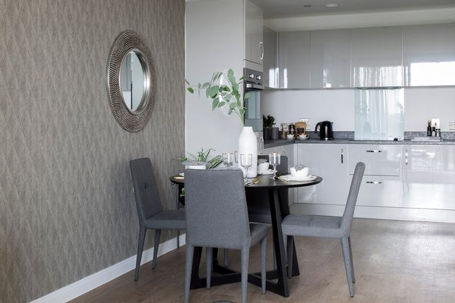 2 bedroom flat for sale in Fielders Crescent, Barking