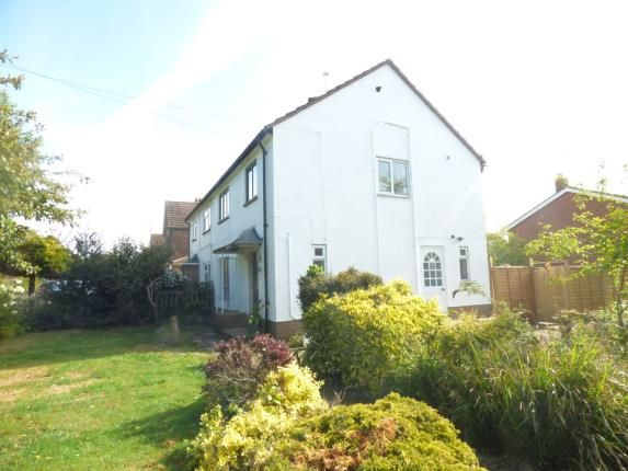 Thumbnail Semi-detached house for sale in Heath Road East, Petersfield