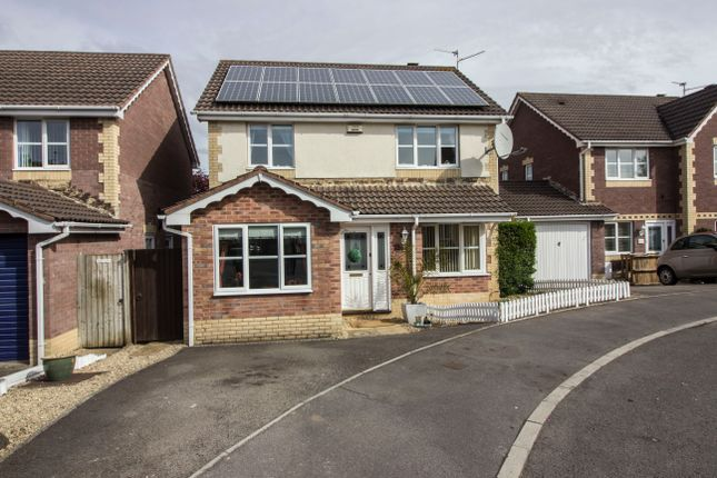 Thumbnail Detached house for sale in William Belcher Drive, St. Mellons, Cardiff