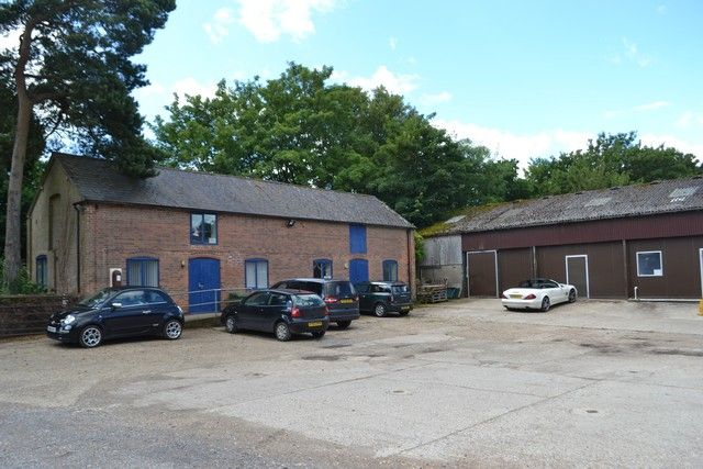 Thumbnail Warehouse to let in Manor Farm, West Worldham