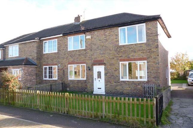 Thumbnail Semi-detached house to rent in Kepier Crescent, Durham
