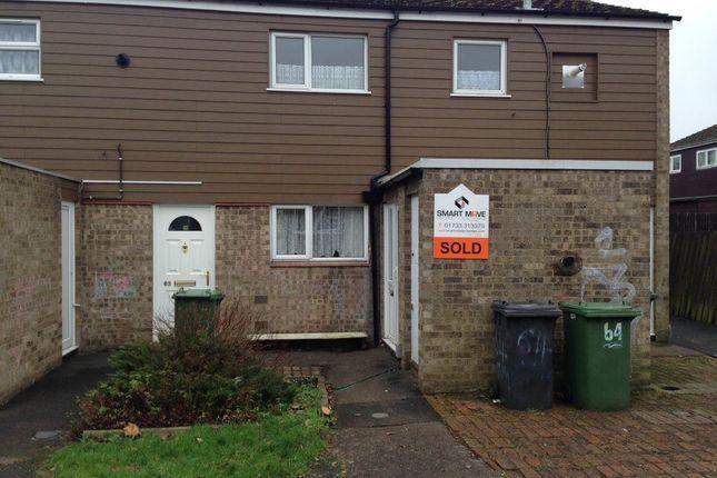 Thumbnail Flat to rent in Stumpacre, Bretton, Peterborough
