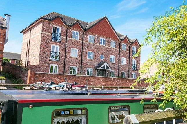 Thumbnail Flat for sale in Harbutts Court, Middlewich