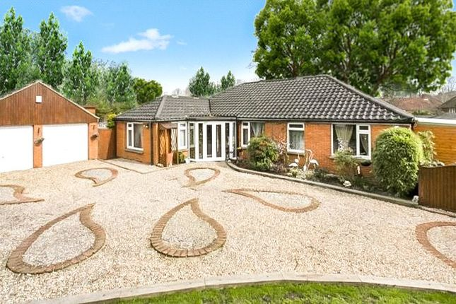Thumbnail Detached bungalow for sale in Station Road, Brasted, Westerham