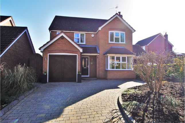 Thumbnail Detached house for sale in Foxcote Way, Walton, Chesterfield