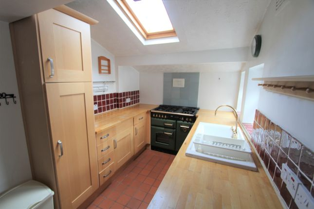 2 bed terraced house to rent in Vernon Road, Chester, Cheshire CH1
