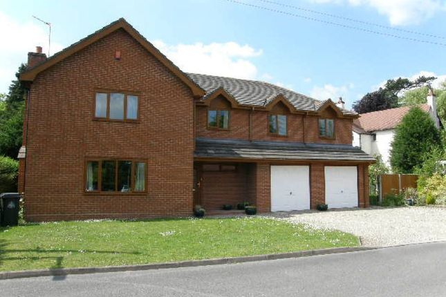 Thumbnail Detached house to rent in Bryn Estyn Avenue, Whitchurch, Shropshire